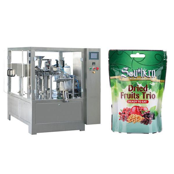 Zhejiang Hongzhan Cbs-1000 Vertical And Horizontal Automatic Sachet Packing Bagging Sealing Machine With Ink Ribbon Printer