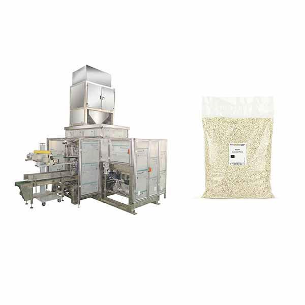 Ltc420C Bag Form Fill Seal Salt Pouch Packing Machine