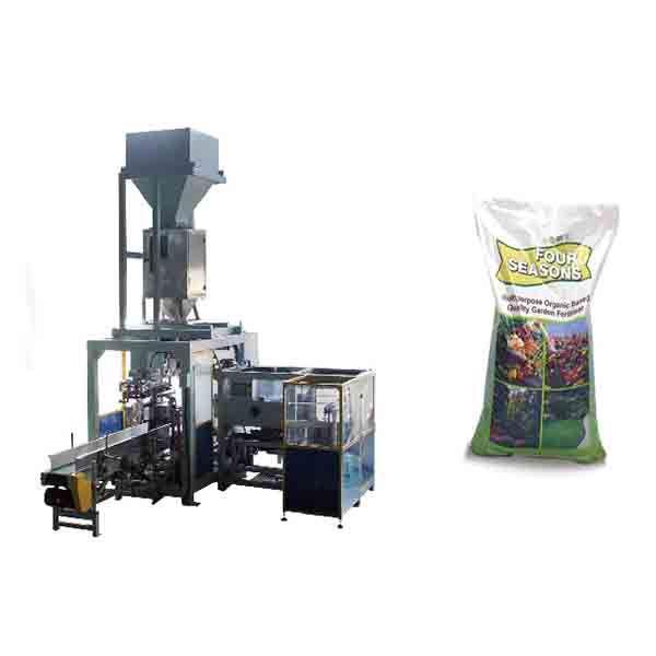 automatic 50kg big bag chemical fertilizer packing machine