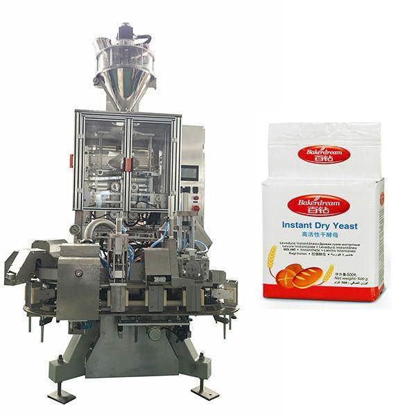 automatic yeast powder vacuum packaging machine