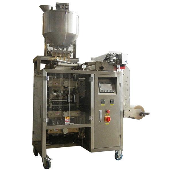multi-lanes automatic sauce sachet liquid packing machine